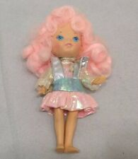 "Hasbro 6"" Pink Hair Doll Shinny Outfit  Sc11"