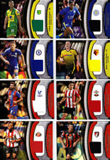 Piece of Authentic 2015-2016 Season Soccer Trading Cards