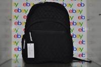 Vera Bradley Essential Backpack 23668-081 Classic Black NWT