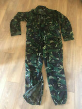 Genuine British Army Military issued G1 Crewman Exercise DPM AFV Coverall 190/96