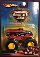 2007 Hot Wheels Monster Jam #27 Superman