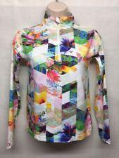 Obermeyer Resort Nari 1/4 Zip Pullover Base Layer Long Sleeve Youth Size XS   g3