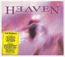 HEAVEN 3 = Howell/Perasma/Chab/BT/Lotus/JASEfos...=2CD= PROGRESSIVE TRANCE HOUSE