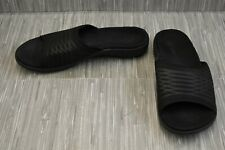 **Spenco Thrust Slide Sandal, Men's Size 9, Black