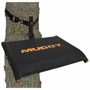 Muddy Ultra Black One Size Bow Hunting Tree Seat MUD-MTS500