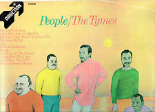 "RARE SOUL.TYMES.PEOPLE.UK ORIG ""MONO"" LP + INN/SL.EX+/EX"