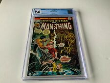 FEAR 18 CGC 9.6 MAN-THING MARVEL COMICS 1973