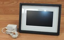 Genuine Kodak EasyShare (M820) Digital Picture Frame w/ Power Supply **READ**