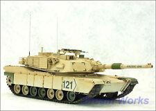 Award Winner Pro Built Dragon 1/35 M1A1 MBT Desert +PE +Accessories