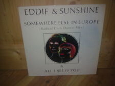 "EDDIE & SUNSHINE all i see is you  12"" MAXI 45T"