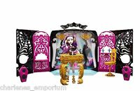 MONSTER HIGH 13 Wishes Party Lounge Room Playset MP3 SPEAKER Spectra RARE
