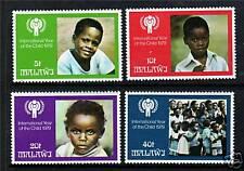Malawi 1979 Year of the Child SG 602/5 MNH