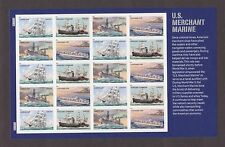 U.S. Sc #4548-51 2011 MERCHANT MARINES FOREVER stamps sheet/pane of 20 MNH