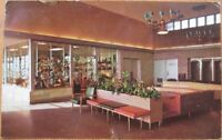 1957 Chrome: Restaurant Interior-Valparaiso, Indiana IN