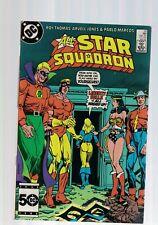 DC Comics ALL STAR SQUADRON no 45 May 1985 75c USA