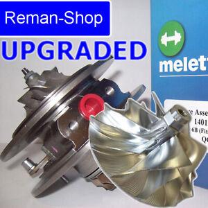 UPGRADED Original Melett UK turbocharger cartridge Volvo 2.4 D5 205 / 215 bhp