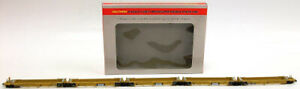 Walthers 932-8108 TTX 5-Unit Double Stack Car Set LN/Box