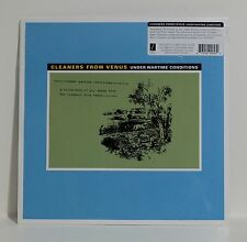 CLEANERS FROM VENUS Under Wartime Conditions VINYL LP Sealed/New Captured Tracks
