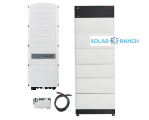 BYD B-BOX Premium LVS 24.0 + Solaredge StoreEdge SE10K-RWS
