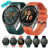 22mm For Huawei Watch GT Active/Elegant Silicone Soft Watch Band Wristband Strap