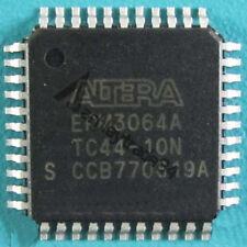 5PCS EPM3064ATC44-10N Manu:ALTERA Encapsulation:TQFP-44 IC CPLD 64MC 10NS NEW