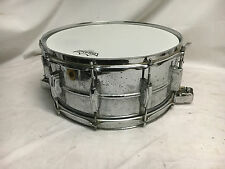 "Vintage Ludwig Super Sensitive Snare Drum 6.5"" X 14"" Keystone Badge"