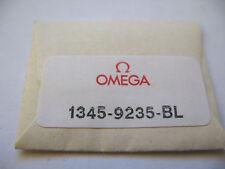 OMEGA QUARTZ WATCH 1345 NEW DATE DISC PART 9235-BL