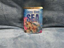 Deep Blue Sea (DVD, 3-Disc Set Tin) Special Edition Undersea Explorer