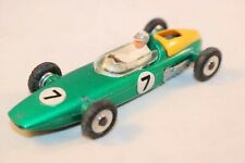 Dinky Toys 243 BRM racing car very near mint condition racing number 7