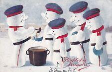 Alte AK Militär Postkarte gelaufen 1911 Regiment Voigts-Rhetz Hannover farbig