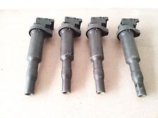 07-10 MINI COOPER/CLUBMAN/CONVERTIBLE R56/R57/R55/N12 OEM IGNITION COIL SET OF 4