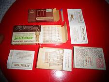 3 Boites de Filtres d'anciennes Cigarettes Dunhill & Silfter Jet-Filter