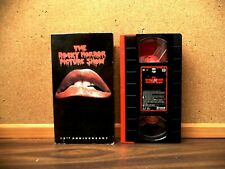 THE ROCKY HORROR PICTURE SHOW 15TH ANNIVERSARY (VHS 1990)