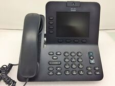 Cisco CP-8945-K9 Unified IP Video Conference Phone /w Stand, Handset, Cable