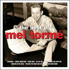 Mel Torme BEST OF 50 Essential Songs COLLECTION New Sealed 2 CD
