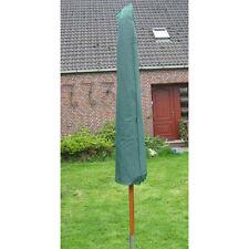 Sonnenschirmhülle Polyester bis 3 m Schirme, Sonnen Schirm Schutz Hülle, grün
