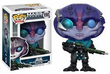 Mass Effect Andromeda Jaal POP Games #190 Vinyl Figure FUNKO