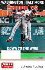 Sports Illustraded Magazine MLB Orioles RG3 NFL Notre Te'o October 1 2012 Good