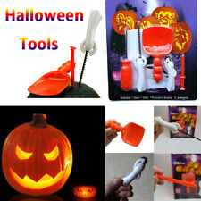 HALLOWEEN - PUMPKIN CARVING KIT Cutting Pumkin Party Game Face Decoration