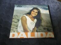 "VINYL REPLICA 2 CD NEUF ""DALIDA CANTA IN ITALIANO, THE JOLLY YEARS 1959 - 1962"""