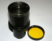 Unusual Prototype (?) USSR TAIR-3 300mm f4.5 lens 16 blades SN000246+ GOI FILTER