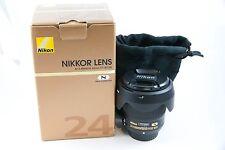 Nikon AF-S Nikkor 24mm f/1.8G ED N SWM RF Lens