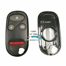 Replacement For 2000 2001 Honda CR-V CRV Key Fob Remote Alarm Shell Case