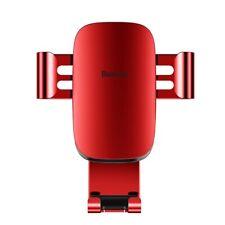 Baseus 360° Aluminum Universal Car Air Vent Gravity Auto Lock Phone Holder Mount