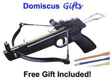 50 Lb.NEW! Mini CROSSBOW Pistol Hunting Archery Bow w/ 17 Arrows FREE SHIPPING