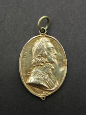 More details for 1625-1649 charles i royalist badge - 19th century electrotype
