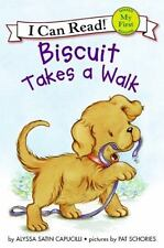Biscuit Takes a Walk (My First I Can Read)-ExLibrary