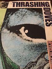 "Thrashing Doves Matchstick Flotilla Ex 12"" Single Vinyl Record Amy 325"
