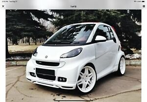 smart fortwo 451 wide body kit Fits configurations: Brabus Fits 2007-2012 Smart