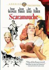 SCARAMOUCHE - (1952 Stewart Granger) Region Free DVD - Sealed